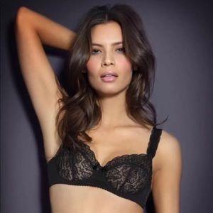 Agent Provocateur Intimates & Sleepwear - 30D AGENT PROVOCATEUR Mercy Bra Black Lace